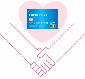 提携クレジットカードの特徴