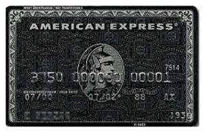 AMERICAN EXPRESSチタンカードの特徴