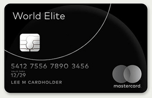 MASTERワールドエリートカードの特徴