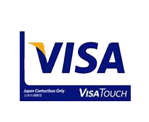 VISA Touchの電子マネー