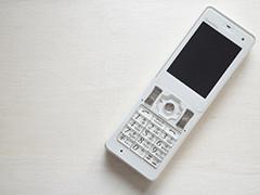 あんしんクレジットは携帯電話・スマートフォンからの利用も可能