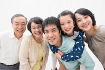 家族のような真心こもったファミリークレジット