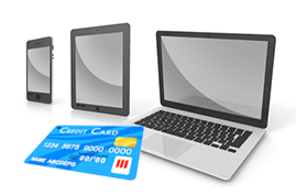 トータルサポートのクレジットカード現金化サービスによる手続き
