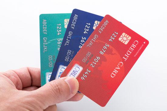 提携で発行されているメーカー系クレジットカードの種類は多い!