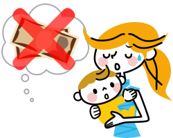 急な出費に弱いシングルマザー