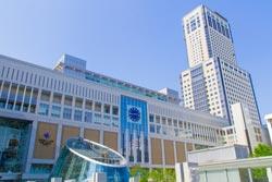 札幌駅前周辺