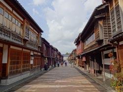 金沢の城下町