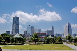 異国文化あふれる横浜市