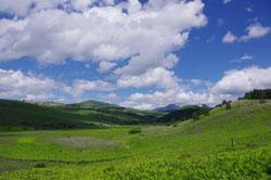 長野アルプスの大自然