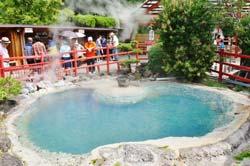大分の温泉スポット