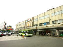 大宮駅前の情景