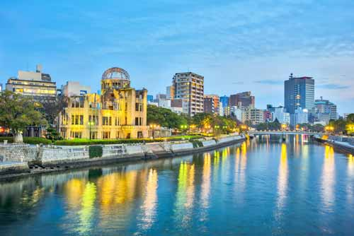 広島は今最も熱い街!現金化事情を知ってお得に過ごす