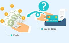 クレジットカード現金化と任意整理・債務整理で借金整理をする