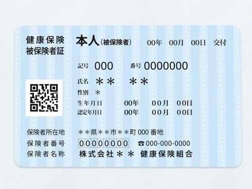 クレジットカード現金化で保険証を身分証明書にする時に必要なものとは?