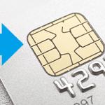 ICチップ付きカード