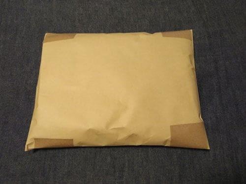 現金化業者からはどんなものが商品として郵送されてくるの?
