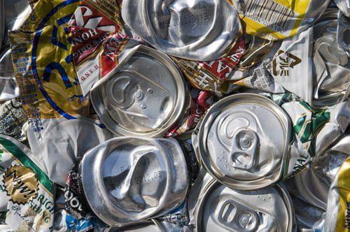空き缶やアルミ缶はkg単位で現金化が可能!集める際に注意が必要