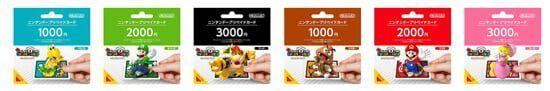 ニンテンドープリペイドカードは電子マネー購入など節約を意識した買い方は可能