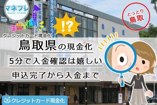 鳥取県のクレジットカード現金化(米子)で気になるサービスを詳しくご案内