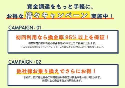 ユニオンジャパンのお得なキャンペーン・電話対応や営業時間について